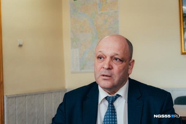 В прошлом году Владимир Казимиров получал 162 тысячи рублей в месяц