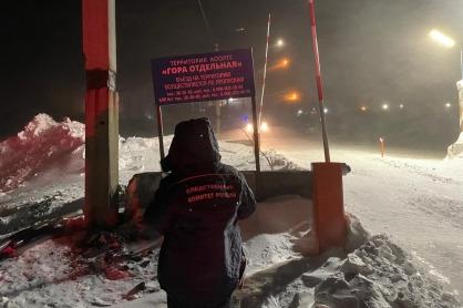 Пострадавшие от лавины домики в Норильске построены незаконно
