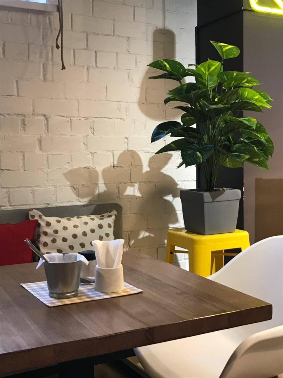Атмосфера столовых «Биоферма» по-настоящему уютная и домашняя