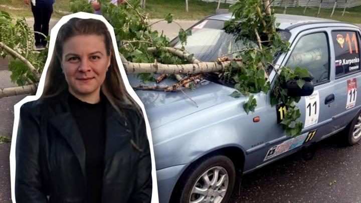 «Я мечтала водить машину»: в Волгограде девушке, которую едва не убила ветка дерева, отказали в возбуждении дела