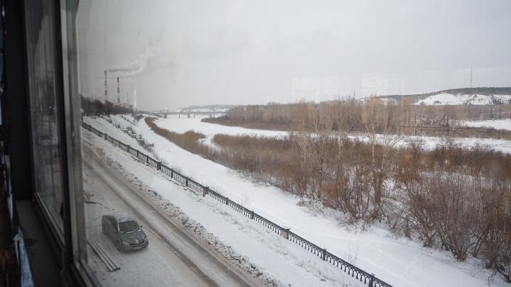 Мэрия Кемерово рассказала, когда будут взрывать лед наТоми. Объясняем, зачем это нужно