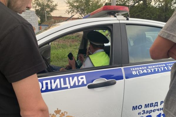 Дело пьяного водителя, сбившего ребенка в Белореченском, будет расследовать Следственный комитет