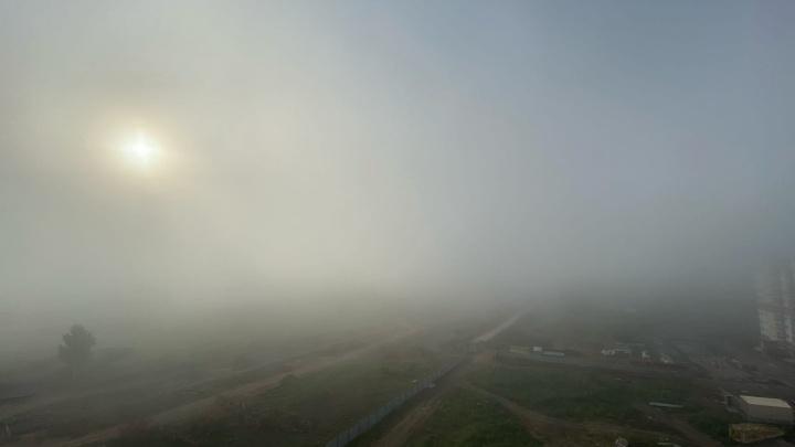Дым от сибирских лесных пожаров подбирается к Кузбассу. Но пока нас спасает воздушный циклон
