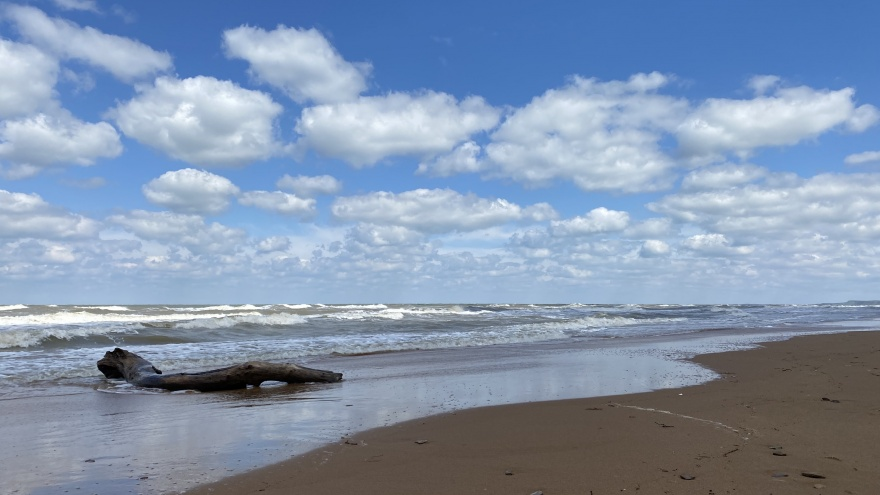 В Сочи прогнозируют смерчи над морем