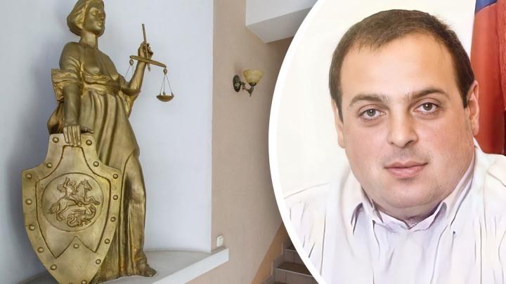 ВККС разрешила Александру Бастрыкину возбудить уголовное дело в отношении экс-судьи из Волгограда