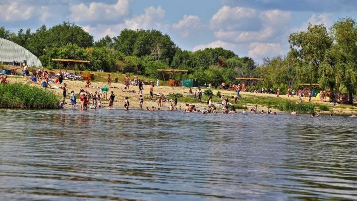 Власти Зауралья рассказали, почему большинство пляжей всё еще закрыты