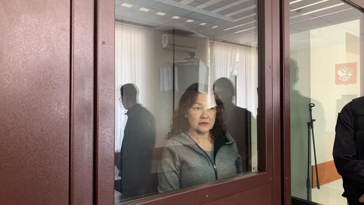 Уфимке Рамиле Саитовой, которая призывала сносить кресты, продлили арест