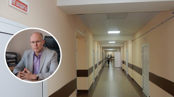 В ковидной горбольнице № 17 в Омске сменился главврач