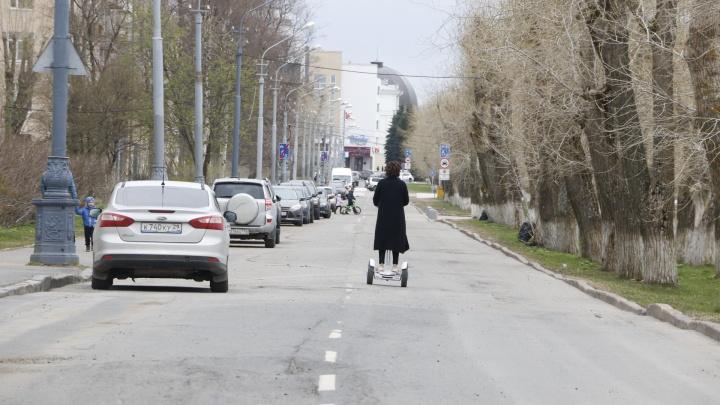 В Архангельске на двое суток перекроют для проезда участок набережной Северной Двины