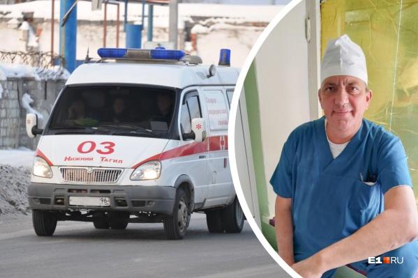 Михаил Телицин до сих пор не может разговаривать, хотя с дня нападения прошло уже десять месяцев