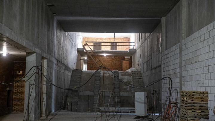 Что сейчас происходит на станции метро «Спортивная» — 11 снимков со стройки, где завершен второй этап