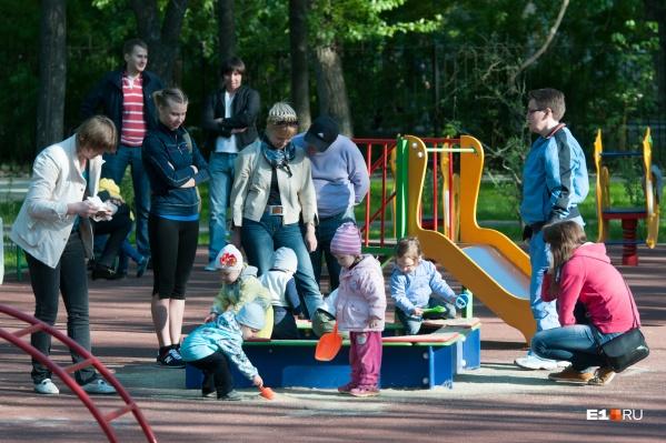По договоренности с мэрией «Брусника» запроектирует детский сад