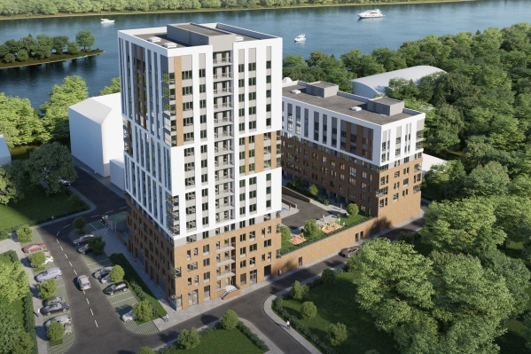 Жилой комплекс возводится при проектном финансировании ПАО Сбербанк