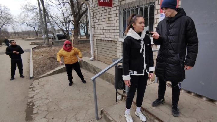 «Чтобы, улетая, вы не хотели вернуться»: юмористы показали, как на самом деле выглядят воздушные ворота Волгограда