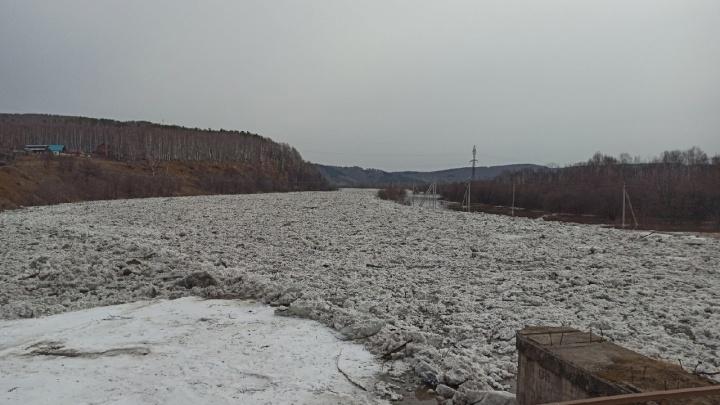 В Башкирии из-за половодья затопило санаторий «Янган-Тау»