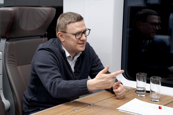 """Доход Алексея Текслера оказался на пять миллионов меньше, чем <a href=""""https://74.ru/text/politics/2020/05/08/69249439/"""" target=""""_blank"""" class=""""_"""">годом ранее</a>"""