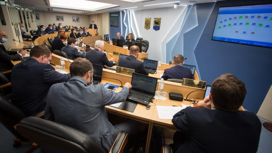 """Первое заседание думы Сургута <nobr class=""""_"""">7-го созыва</nobr> отменили из-за COVID-19"""