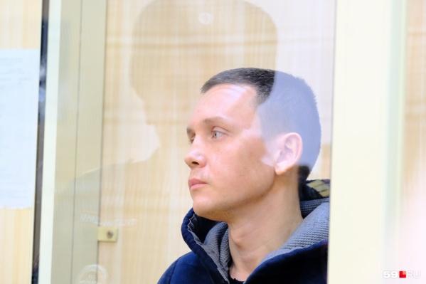 Вину Сергей Щербаков не признает