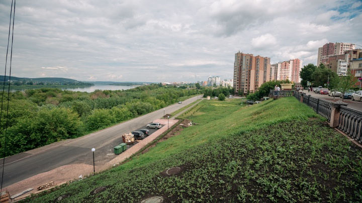 На набережной Кемерово появится арт-пространство. Рассказываем, где именно