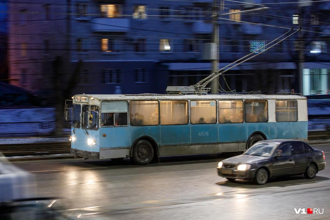 Движение общественного транспорта в Волгограде можно отследить в реальном времени