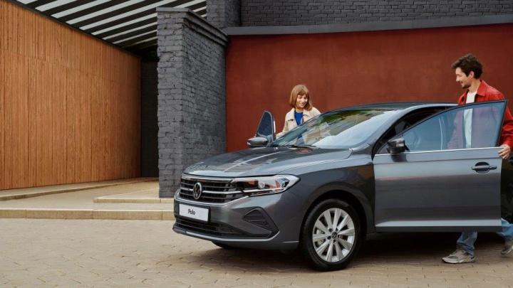 Volkswagen Polo нарасхват: почему автомобиль популярен у автолюбителей Волгограда
