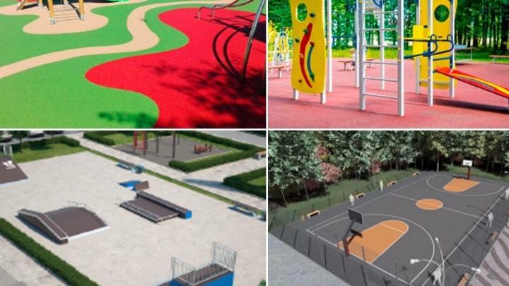 В Ярославле благоустроят Рабочий сад: показали проекты