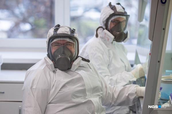Индийский штамм коронавируса был обнаружен в конце прошлого года