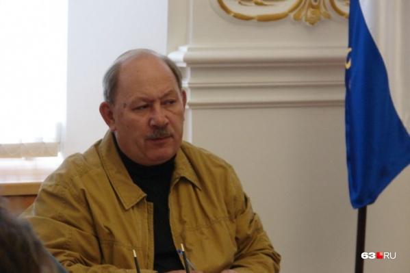 Виктор Тархов был главой Самары 4 года