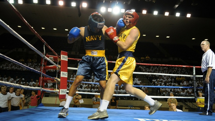 На канале «Спортивный» покажут турнир по профессиональному боксу «Дерись и побеждай 58»