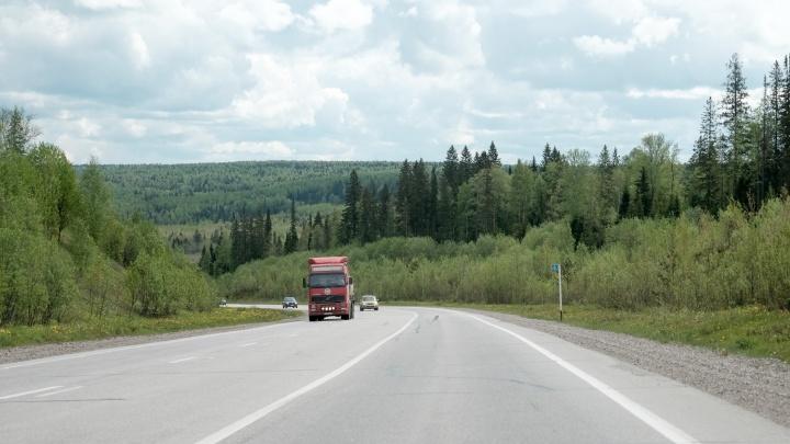 Ночью в Прикамье будут перекрывать движение на трассе М-7 «Волга»