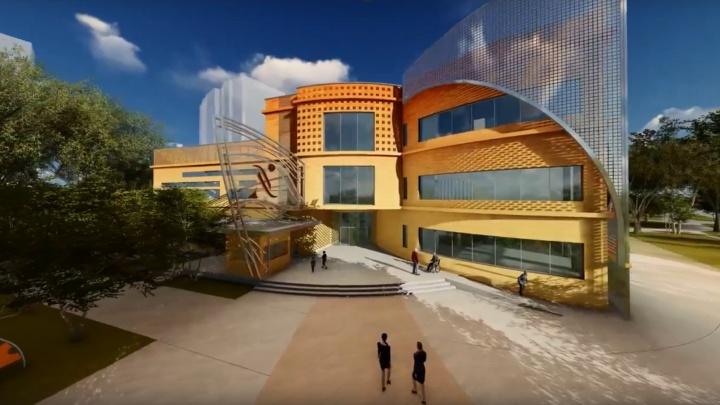 Власти Перми выдали разрешение на строительство Еврейского центра возле ДКЖ