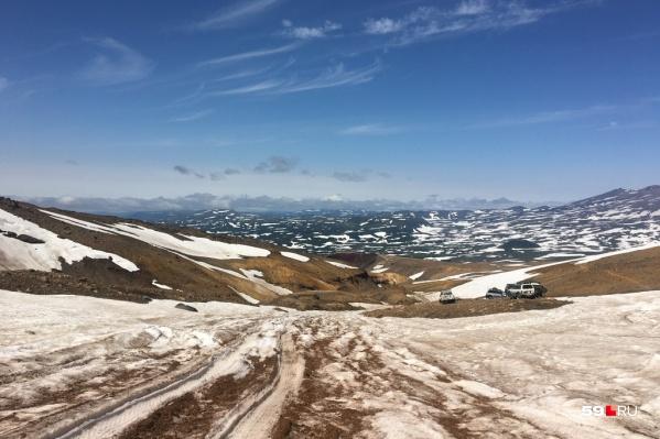 Камчатка — удивительный край вулканов и спокойствия