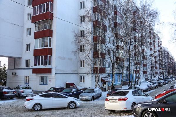 По программе на 17 дворов Уфы выделят 303 миллиона рублей