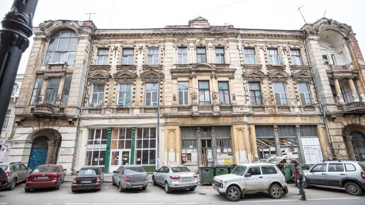 Власти Ростова объявили тендер на проект реставрации «Дома с ангелами», где будет музей города