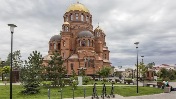 Служение Богу по спискам: в Волгограде рассказали, как будет проходить освящение собора Александра Невского