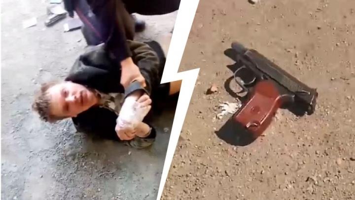 Челябинец, устроивший на улице стрельбу по людям, был студентом и шел на красный диплом