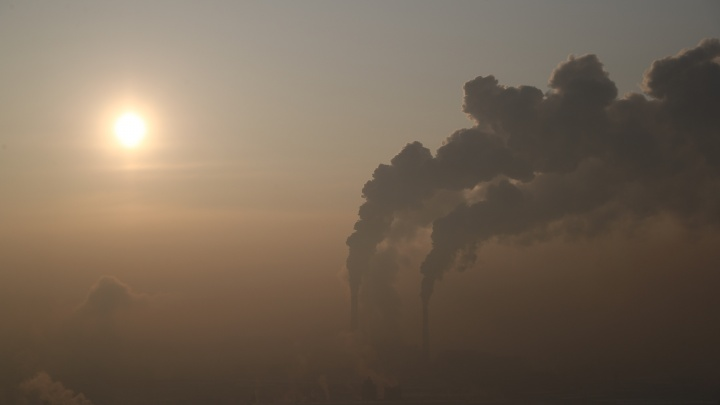 Земля подошла на минимальное расстояние к Солнцу — что увидели новосибирцы в небе сквозь смог