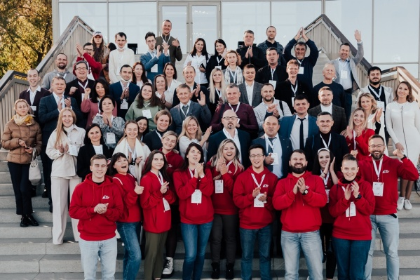 Неформальный бизнес-лагерь PRO EXPORT CAMP собрал предпринимателей для обучения и обмена опытом
