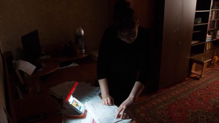 В нескольких районах Екатеринбурга отключилось электричество. Встали трамваи, не работают светофоры