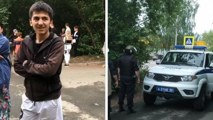 «Он навел на меня пистолет и выстрелил»: заложник химмашевского стрелка рассказал о ЧП. Видео
