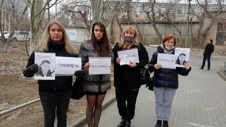 «Я никого ни к чему не подстрекала»: в Волгограде Ануш Мелконян отказалась отвечать за угрозы брата