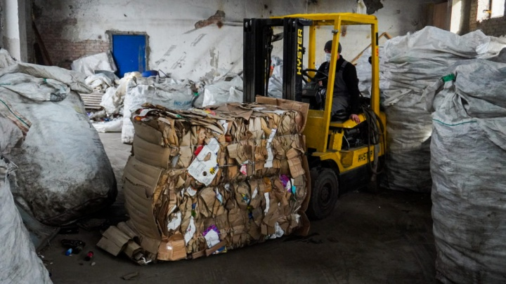 Иван Иванович сортирует отходы: «Красноярская рециклинговая компания» выпустила просветительский ролик