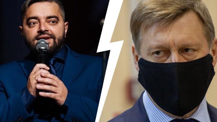 Высказывания депутата Украинцева против мэра рассмотрели на комиссии горсовета — что решили его коллеги