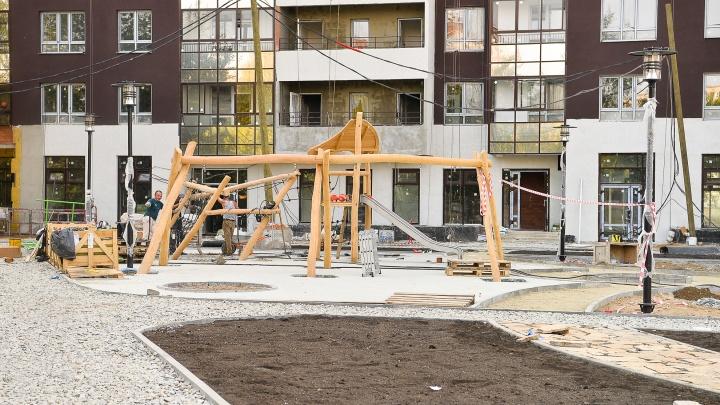 «Дальше работы не пойдут»: что происходит на новой ВИЗовской стройплощадке