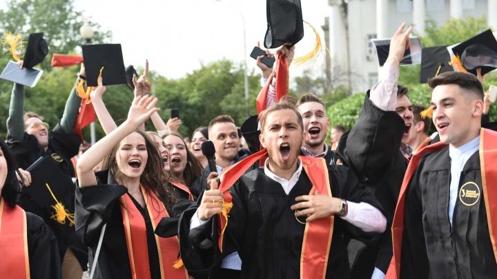 УрФУ отменил большой выпускной из-за третьей волны эпидемии. Как будут вручать дипломы?