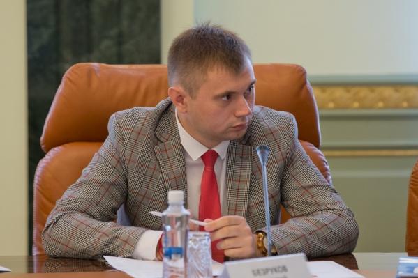 Сегодня Виталий Безруков вернулся на работу, но его телефон отключен