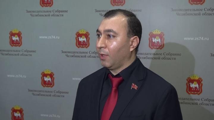В Челябинске задержали депутата Заксобрания, директора крупной дорожной компании