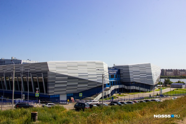 Хоккейная академия станет домашней площадкой для «Омских крыльев»