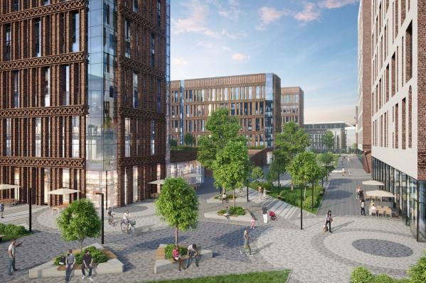 """ПМД планирует построить жилой комплекс на <nobr class=""""_"""">1200 квартир</nobr>"""