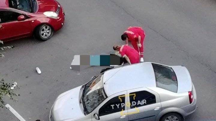 В Краснодаре мужчина выпал из окна и погиб. Это второй такой случай за день